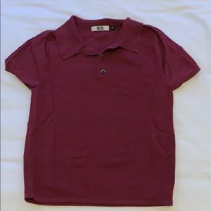 Uniqlo Knitted Polo